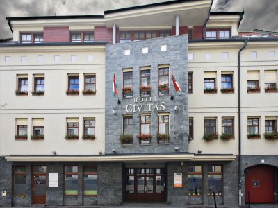 Boutique Hotel Civitas, Sopron, Hungary